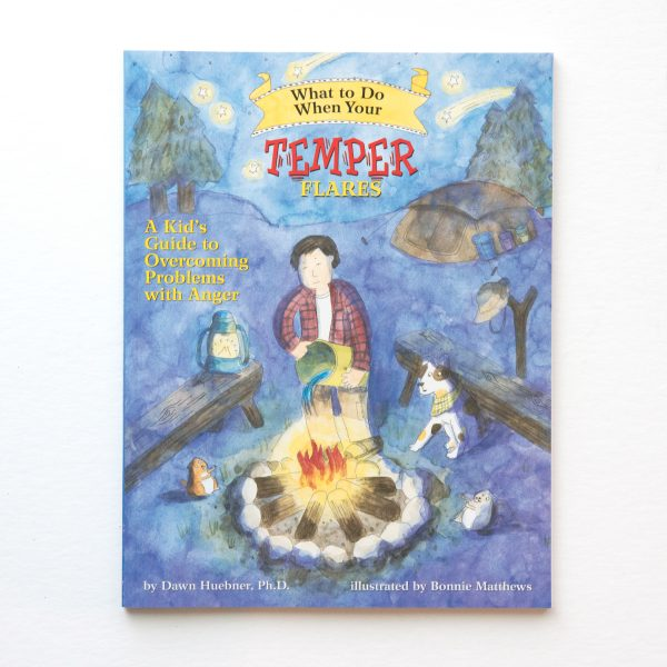 temper book cover