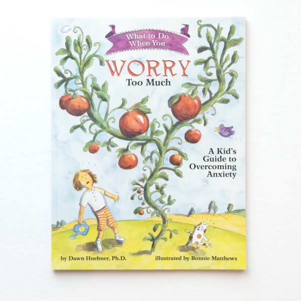 worry book cover