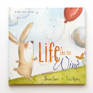 life is like the wind book cover