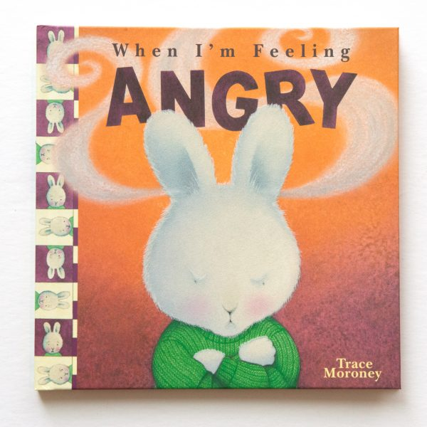 angry book cover