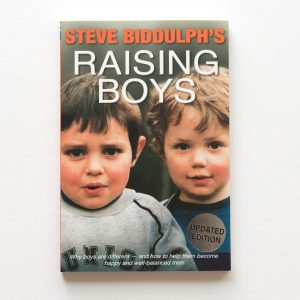 raising boys book cover
