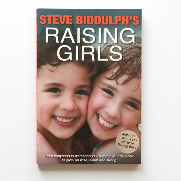 raising girls book cover