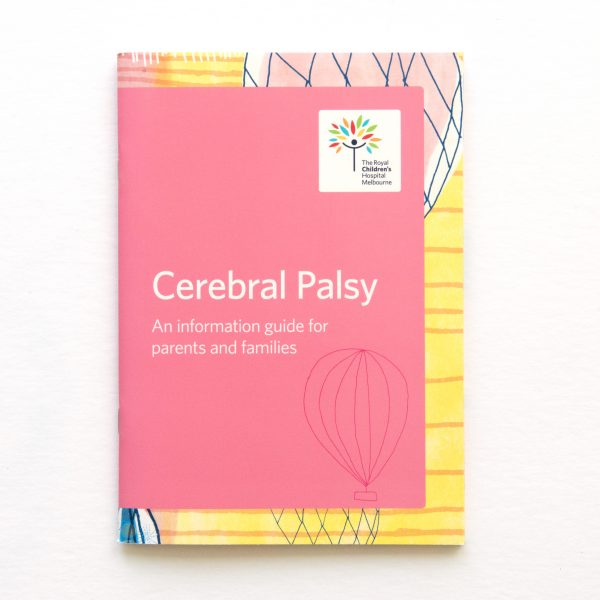 cerebral palsy book cover