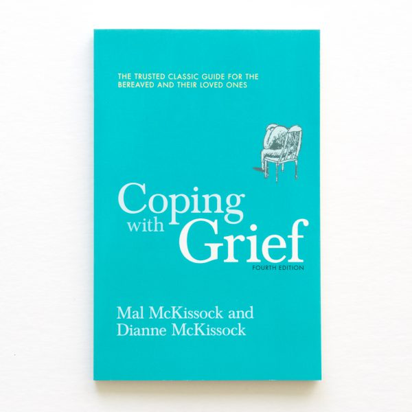 coping with grief book image