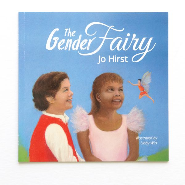 gender fairy book cover